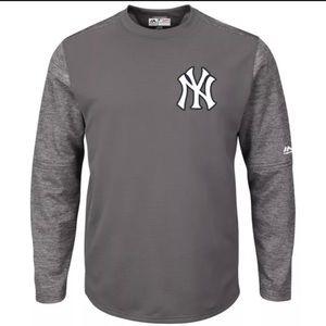 Majestic ThermaBase New York Yankees Tech Fleece